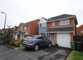 Thumbnail 4 bed detached house for sale in Bakers Ground, Stoke Gifford, Bristol