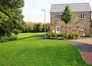 Thumbnail 3 bed town house for sale in Dobsons Close, Callington Road, Liskeard