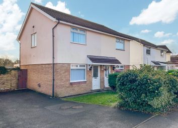 Thumbnail 2 bed semi-detached house for sale in Clos Plas Isaf, Llangennech, Llanelli