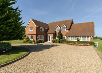 Thumbnail 4 bed detached house for sale in Fenside Road, Toynton St. Peter, Spilsby