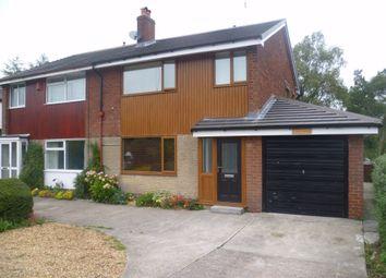 Thumbnail 3 bed semi-detached house to rent in Preston New Road, Mellor Brook, Blackburn, Lancashire