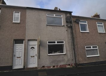 Thumbnail 2 bedroom terraced house to rent in South Street, Spennymoor