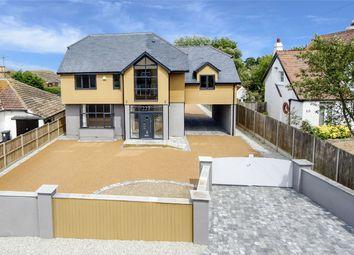 Thumbnail 5 bedroom detached house for sale in Reculver Road, Beltinge, Herne Bay, Kent