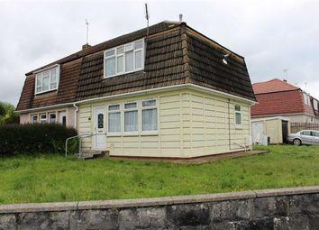 Thumbnail 3 bedroom semi-detached house for sale in Edgemoor Close, Upper Killay, Swansea