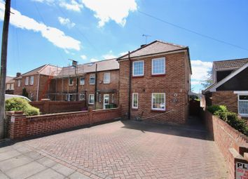 Thumbnail 3 bedroom end terrace house for sale in Second Avenue, Farlington, Portsmouth