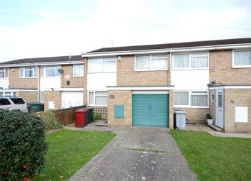 Thumbnail 3 bedroom terraced house for sale in Corwen Road, Tilehurst, Reading