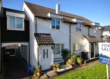 Thumbnail 3 bedroom semi-detached house for sale in Furze Park Road, Bratton Fleming, Barnstaple