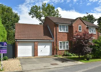 Thumbnail 4 bed detached house for sale in 30 Crambeck Village, Welburn, York