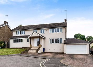 Thumbnail 5 bed detached house for sale in Starling Lane, Cuffley, Hertfordshire