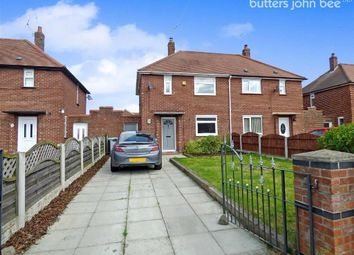 Thumbnail 2 bed property for sale in Bramhall Road, Crewe