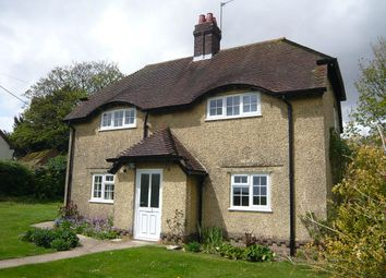 Thumbnail 4 bed detached house to rent in Upper Woodcott, Whitchurch, Hampshire