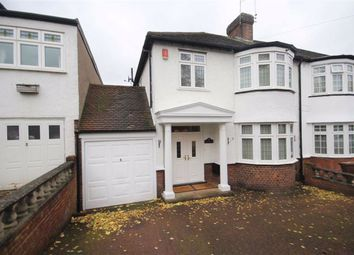 Lichfield Road, Woodford Green IG8. 3 bed semi-detached house