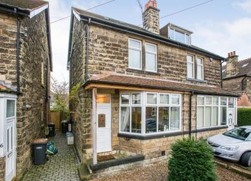 Thumbnail 4 bed terraced house for sale in Hambleton Grove, Knaresborough, North Yorkshire, .