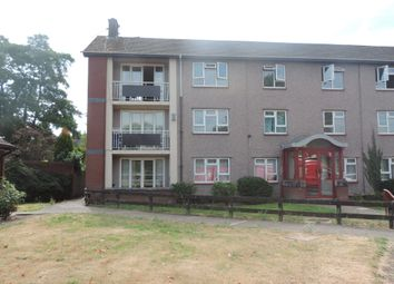 Thumbnail 2 bed flat for sale in West Way, Stafford