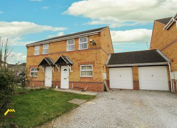 Thumbnail 3 bed semi-detached house for sale in Horse Shoe Court, Balby, Doncaster