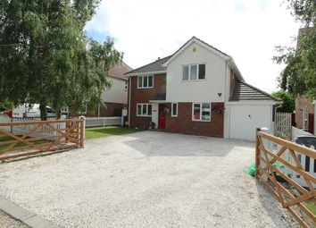 Thumbnail 5 bed detached house for sale in Chaucer House, New Thorpe Avenue, Thorpe-Le-Soken, Clacton-On-Sea