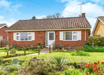 Thumbnail 2 bed detached bungalow for sale in Mill Road, Briston, Melton Constable