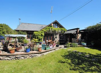 Thumbnail 3 bed cottage for sale in 3 Bed Cottage With, Potential Holiday Let And Land, Braunton