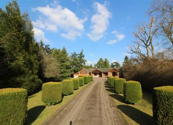 Thumbnail 4 bed detached bungalow for sale in Dukes Park, Woodbridge, Suffolk