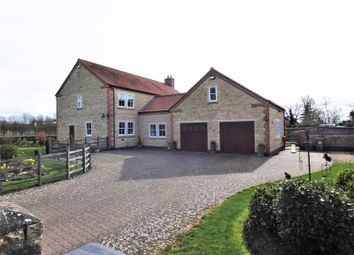 Thumbnail 5 bed detached house for sale in Cammeringham, Lincoln