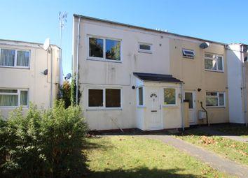 Thumbnail 3 bed end terrace house for sale in Jennings, Stantonbury, Milton Keynes