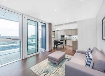 Thumbnail 1 bedroom flat to rent in Haydn Tower, Nine Elms Point, 50 Wandsworth Road, Nine Elms, London