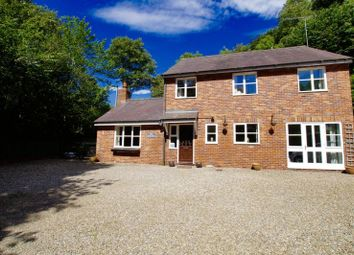 Thumbnail 3 bed detached house for sale in Singrett Hill, Llay, Wrexham
