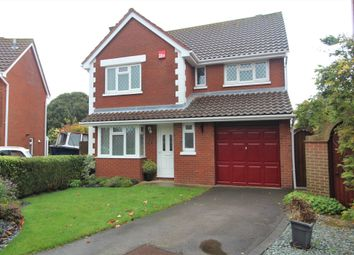 Thumbnail 4 bed detached house for sale in Cador Drive, Fareham