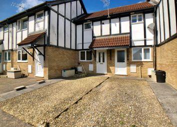 Thumbnail 1 bed terraced house to rent in Garden Court, Brackla, Bridgend
