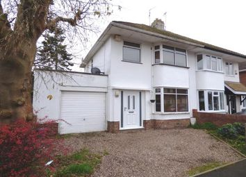 Thumbnail 3 bed semi-detached house for sale in Mary Armyne Road, Orton Longueville, Cambridgeshire