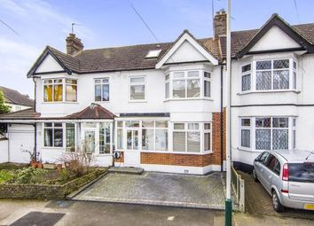Thumbnail 4 bedroom terraced house for sale in Hornchurch, Romford, Essex