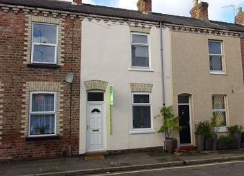 Thumbnail 2 bed terraced house for sale in Lansdowne Terrace, York