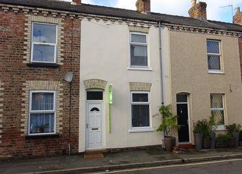 Thumbnail 2 bedroom terraced house for sale in Lansdowne Terrace, York