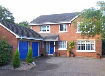 Thumbnail 4 bedroom detached house for sale in Pulham Avenue, Broxbourne