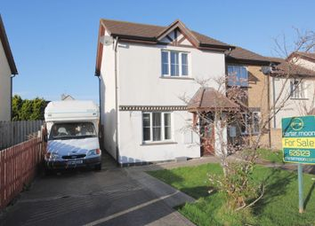 Thumbnail 2 bed terraced house for sale in Erin Crescent, Port Erin, Isle Of Man