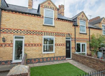 Thumbnail 2 bed terraced house for sale in Harcourt Terrace, Radcliffe Road, Stamford