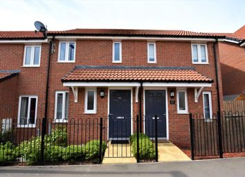 Thumbnail 2 bedroom terraced house for sale in Myrtlebury Way, Exeter, Devon