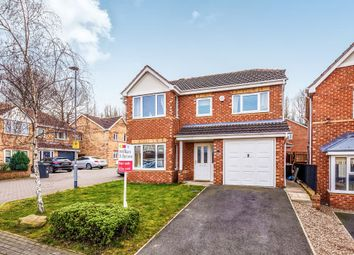 Thumbnail 4 bed detached house for sale in Ravenna Close, Kendray, Barnsley