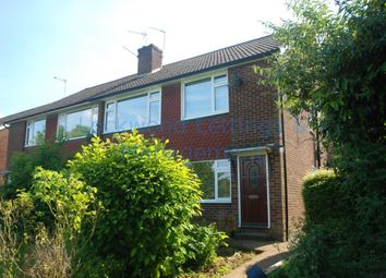Thumbnail 2 bed maisonette to rent in Moor Lane, Staines