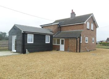 Thumbnail 3 bedroom semi-detached house to rent in Welney, Wisbech