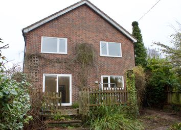 Thumbnail 3 bed detached house to rent in Flordon Road, Newton Flotman, Norwich