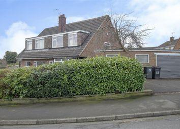 Thumbnail 3 bed semi-detached house for sale in Blake Road, Stapleford, Nottingham
