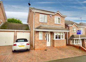 Thumbnail 3 bed property to rent in Burns Close, Redditch