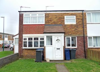 Thumbnail 1 bedroom flat for sale in Heaton Gardens, South Shields