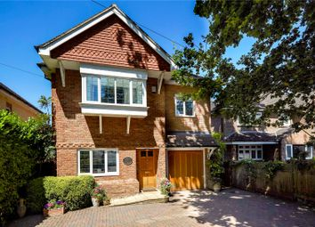 Thumbnail 5 bed detached house for sale in Stevens Lane, Claygate, Esher, Surrey