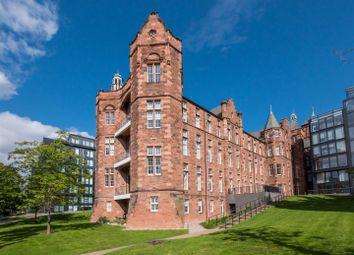 Thumbnail 2 bed flat for sale in Simpson Loan, Edinburgh