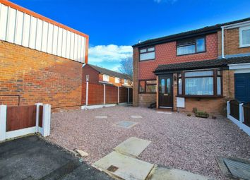Thumbnail 3 bed semi-detached house for sale in Dover Road, Latchford