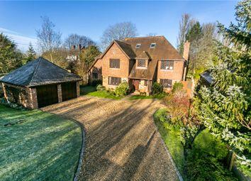 Thumbnail 6 bed detached house for sale in Bledlow Road, Saunderton, Princes Risborough, Buckinghamshire