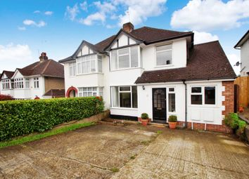Thumbnail 3 bed semi-detached house for sale in Chambersbury Lane, Nash, Mills, Hemel Hempstead