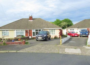 Thumbnail 2 bed semi-detached bungalow for sale in Bridgemary Road, Gosport